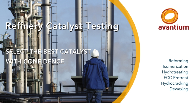 Refinery Catalyst Testing Services